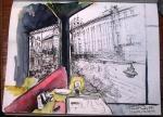 Dibujo de Norberto Dorantes